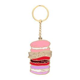 LADUREE Macarons Mirror Key Chain  LDR-KH23-F