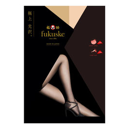 FUKUSUKE Pantyhose 極上 光沢 Premium High Quality Stocking Grossy Luster Leg