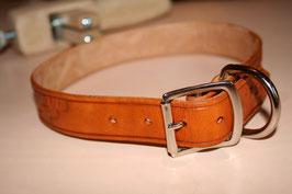 Hundehalsband punziert