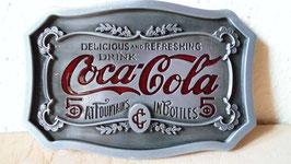 Buckle Coca Cola