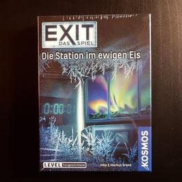 EXIT - DAS SPIEL, von KOSMOS - Level: Fortgeschrittene (Bitte Variante 1, 2 oder 3 auswählen)