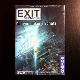 EXIT - DAS SPIEL, von KOSMOS - Level: Einsteiger (Bitte Variante 1 oder 2 auswählen)