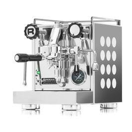 Rocket Espresso Appartamento Chrom - Weiß