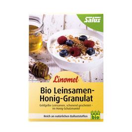 Linomel® Original  (Salus)250 g (Bio Leinsamen-Honig-Granulat)