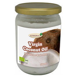 Virgin Coconut Oil BIO 500 ml