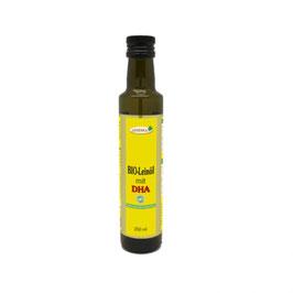 Leinöl mit mit pflanzlicher DHA & EPA 250 ml