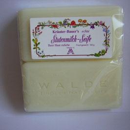 Stutenmilch Seife 2 x 100 g parfümiert