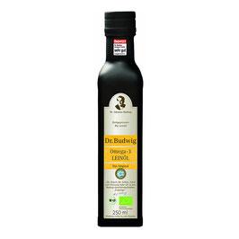 Dr. Budwig Omega-3 Leinöl  250 ml