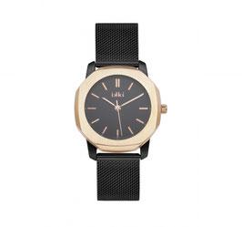 IKKI Horloge - VR5 Zwart/Rosé