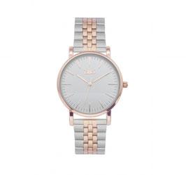 Ikki Horloge - JM21 Rosé/Zilver