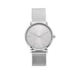 IKKI Horloge - VR01 Zilver
