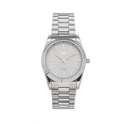 IKKI Horloge - BX01 Zilver