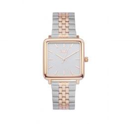 Ikki Horloge - TE14 Rosé/Zilver