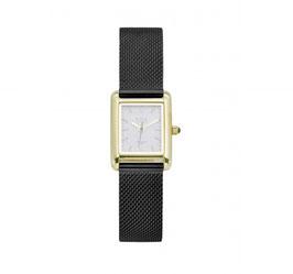 IKKI Horloge - GC04 Zwart/Goud