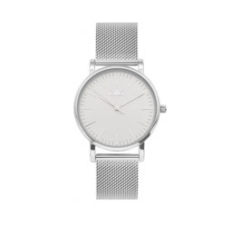 Ikki Horloge - JM01 Zilver
