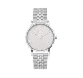 Ikki Horloge - JM20 Zilver