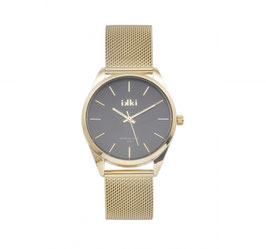 Ikki Horloge - JCK05 Goud