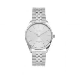 Ikki Horloge - JCK06 Zilver