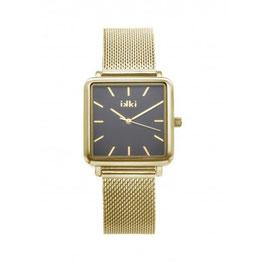 IKKI Horloge - TE03 Goud