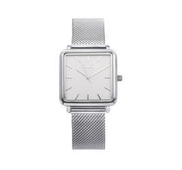 IKKI Horloge - TE01 Zilver