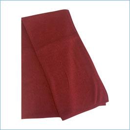 Roter Schal mit Kaschmiranteil