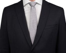 Krawatte grau karriert