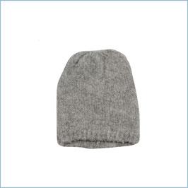 Teddy Mütze Grau