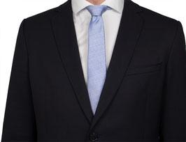 Krawatte blau karriert