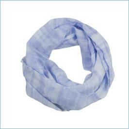 Blauer Loop mit Farbverlauf