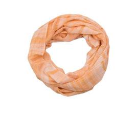 Orangener Loop mit Farbverlauf