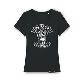 """DamenShirt """"Brotherhood"""" (schwarz)"""