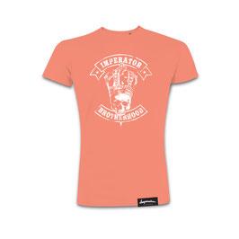 "HerrenShirt ""Brotherhood"" (sunset orange)"