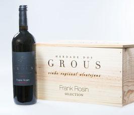 Herdade dos Grous, vinho tinto, Selection Frank Rosin trocken