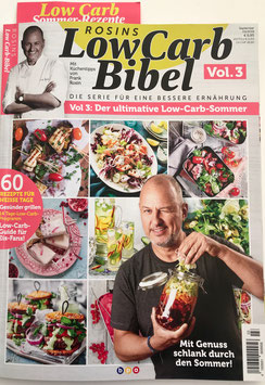 Rosins LowCarb-Bibel Vol. 3 - Der ultimative Low-Carb-Sommer