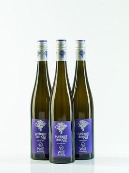 2016 Ungsteiner Weilberg Riesling trocken, Weingut am Nil aus Kallstadt in der Pfalz