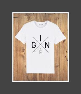 GIN Shirt white