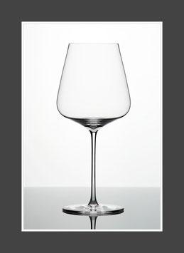 "Bordeauxglas ""Cheers my Dears"" mit Gravur"