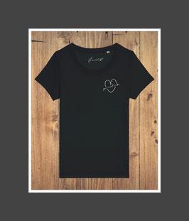Gin und Liebe ♥ Shirt black