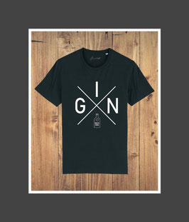 GIN Shirt black