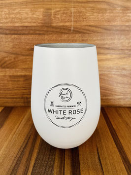 GIN Glas WHITE ROSE Edition by Frank Rosin