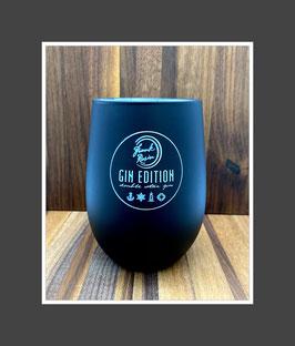 GIN Glas Black by Frank Rosin