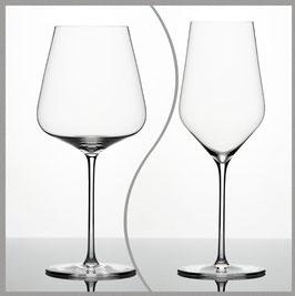 """2er-Set Weingläser """"Wine Time"""" mit Gravur"""