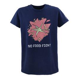 """Herren Shirt """"No Food Fight"""""""