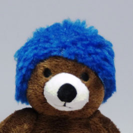 "bonnet ""blue fluffy"""