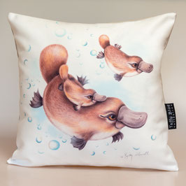 Platypus Family Cushion