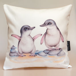 Fairy Penguins Cushion