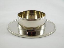 Kerzenhalter 60mm mit Perlrand