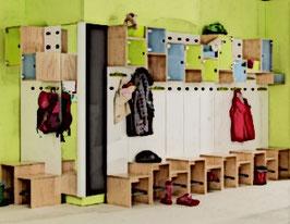 Garderobe/ Vestuario