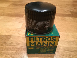 Filtro Aceite Mann W914/2 Renault 11,5,8,9,10,12 y 18*****