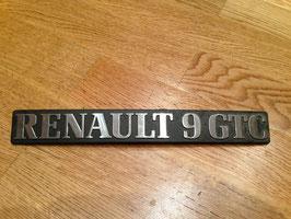 Anagrama Renault 9 GTC*****